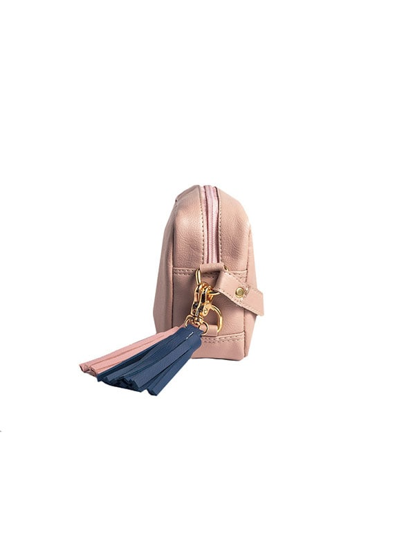 Throwback Pouch Sling Bag - Pink