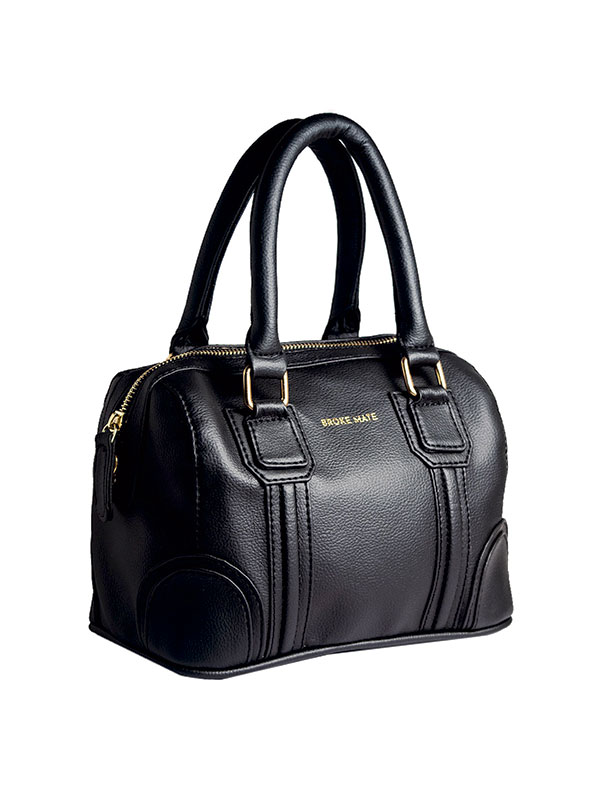 Tuesday Satchel Sling Bag - Black