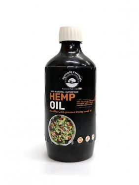 Ayurvedic Essentials Hemp Oil | 500 ML