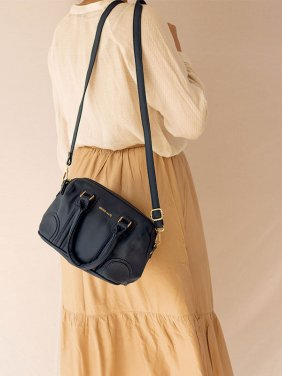 Tuesday Satchel Sling Bag - Blue