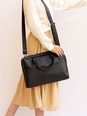 14.5 Inch Laptop Bag - Black
