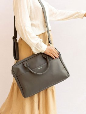 14.5 Inch Laptop Bag - Grey